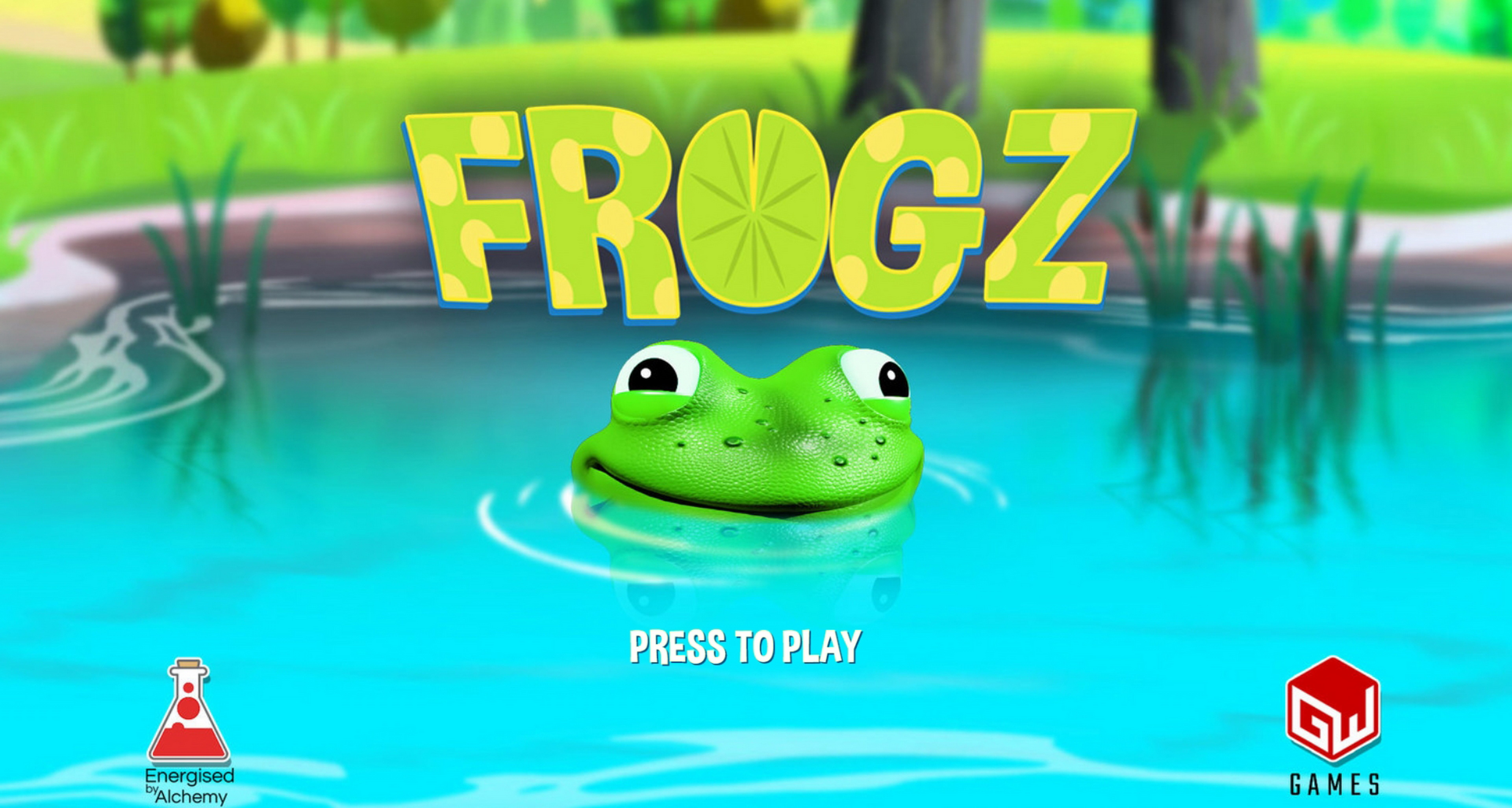 Play Frogz Free Casino Slot Game by Games Warehouse