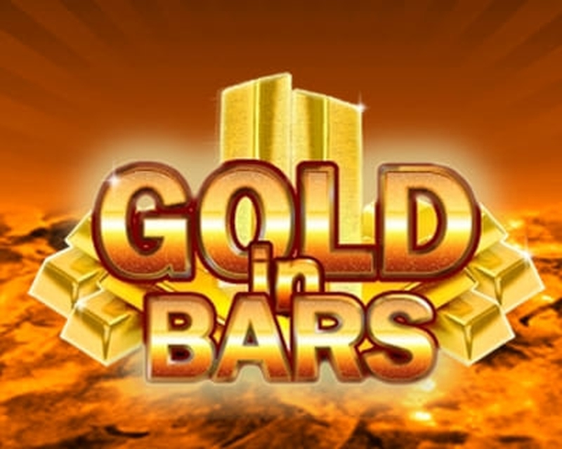 The Gold in Bars Online Slot Demo Game by GamesOS