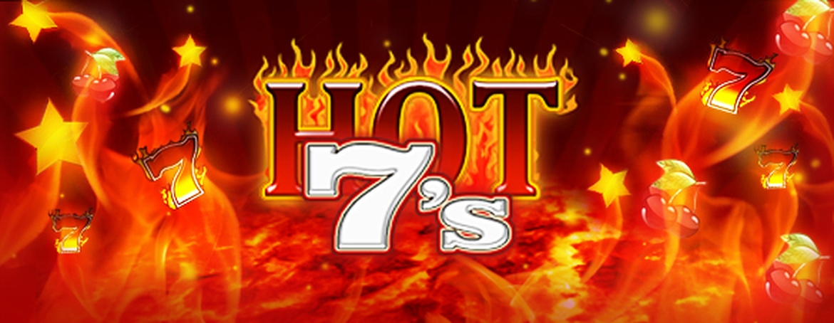 The Hot 7's Online Slot Demo Game by GamesOS