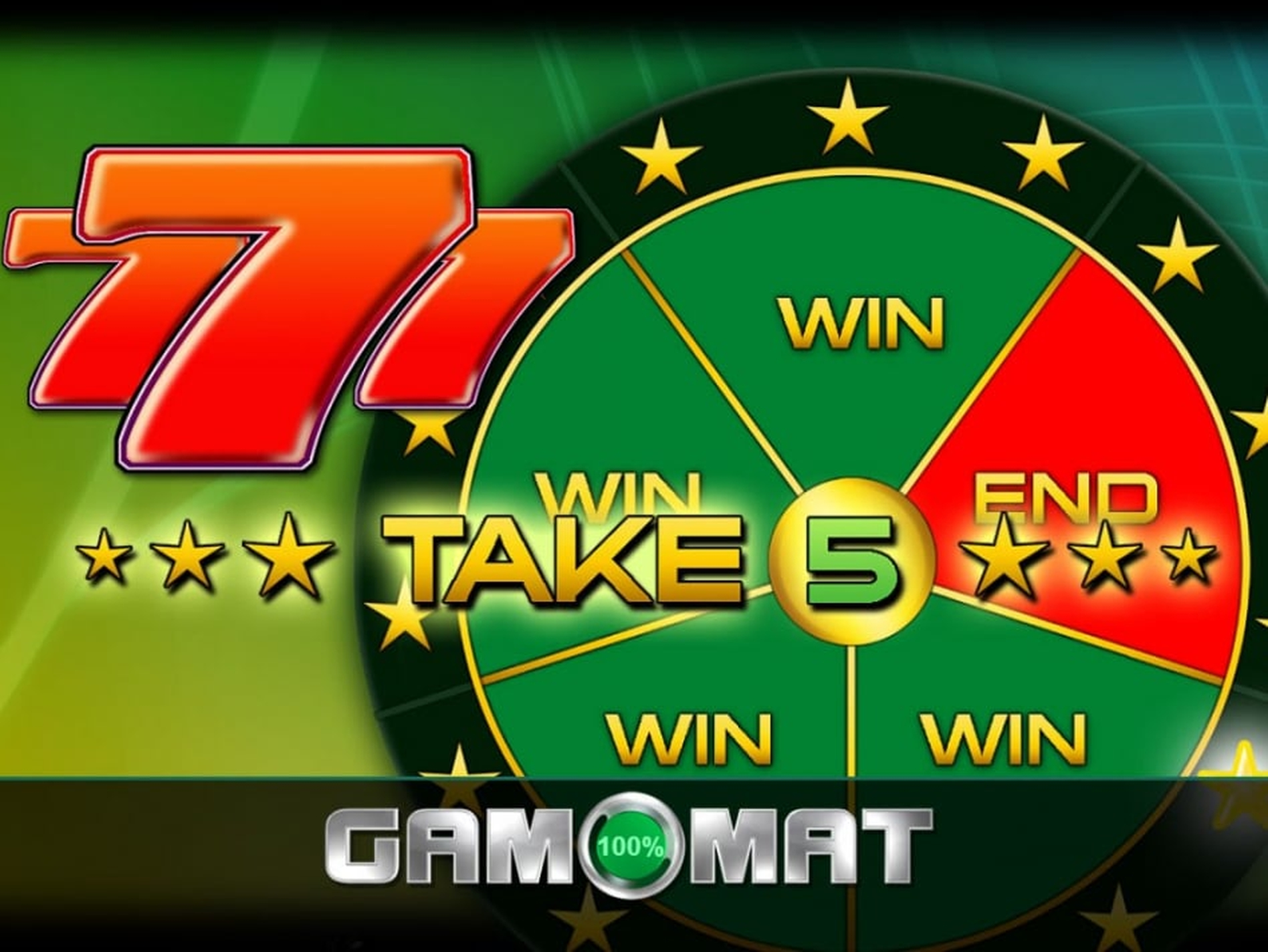 The Take 5 Online Slot Demo Game by Gamomat