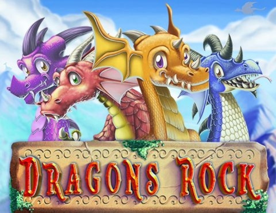 The Dragons Rock Online Slot Demo Game by Genesis