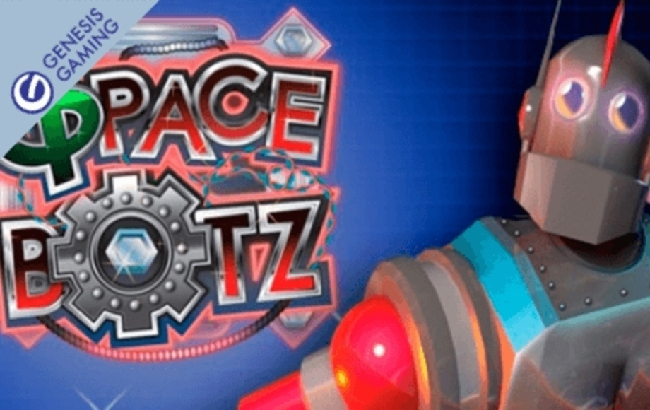 The Space Botz Online Slot Demo Game by Genesis