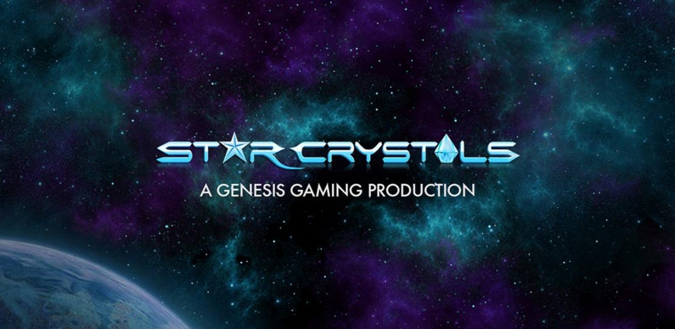 The Star Crystals Online Slot Demo Game by Genesis