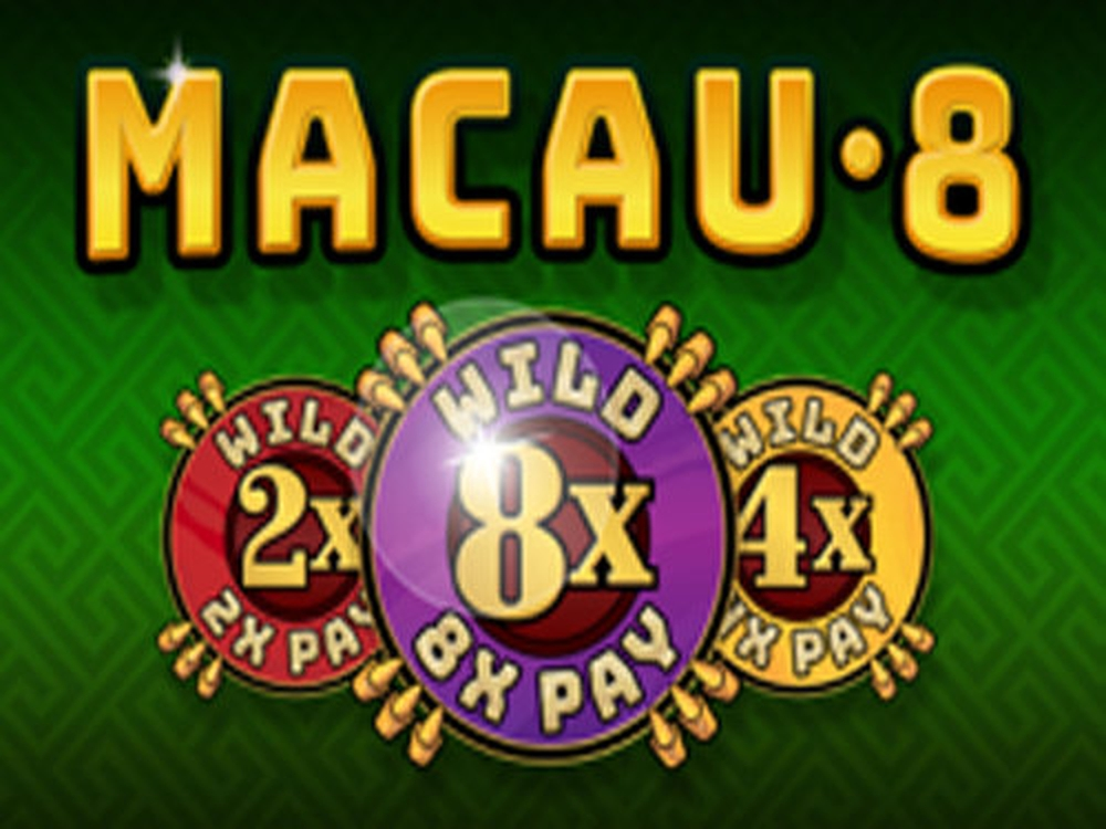 The Macau 8 Online Slot Demo Game by Golden Hero