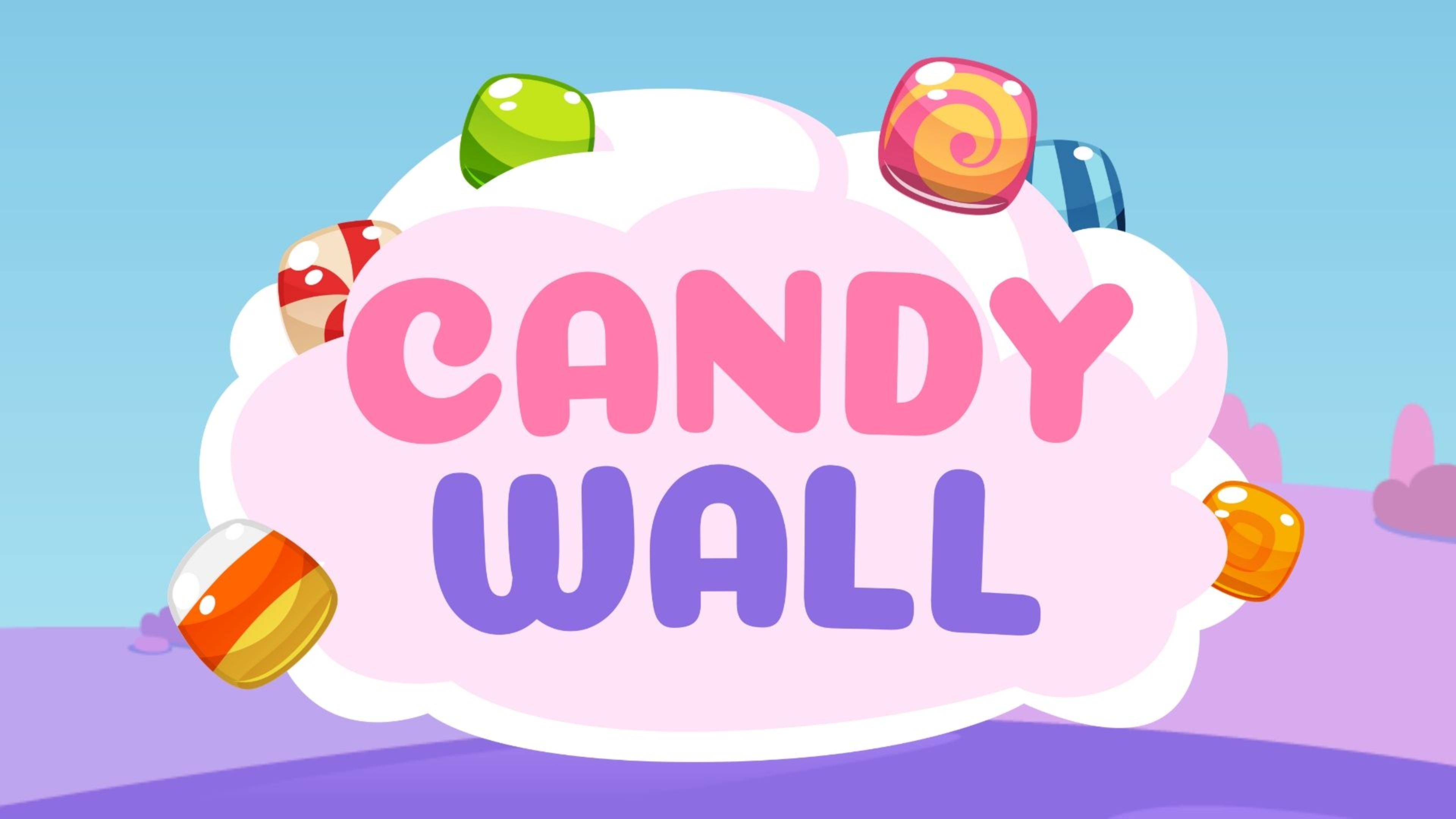 The Candy Wall Online Slot Demo Game by Green Jade Games