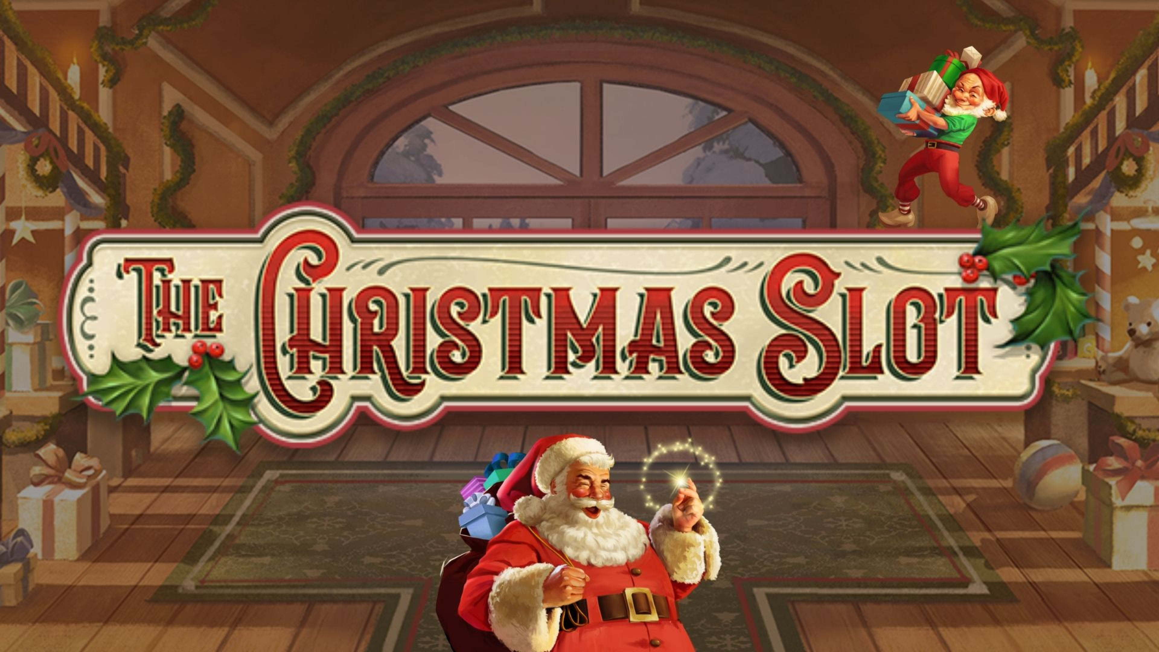 The The Christmas Slot Online Slot Demo Game by Green Jade Games