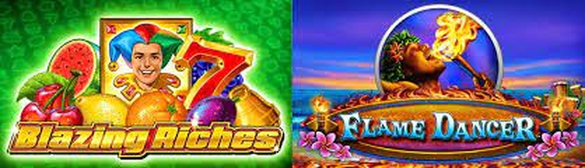 The Blazing Riches Online Slot Demo Game by Greentube