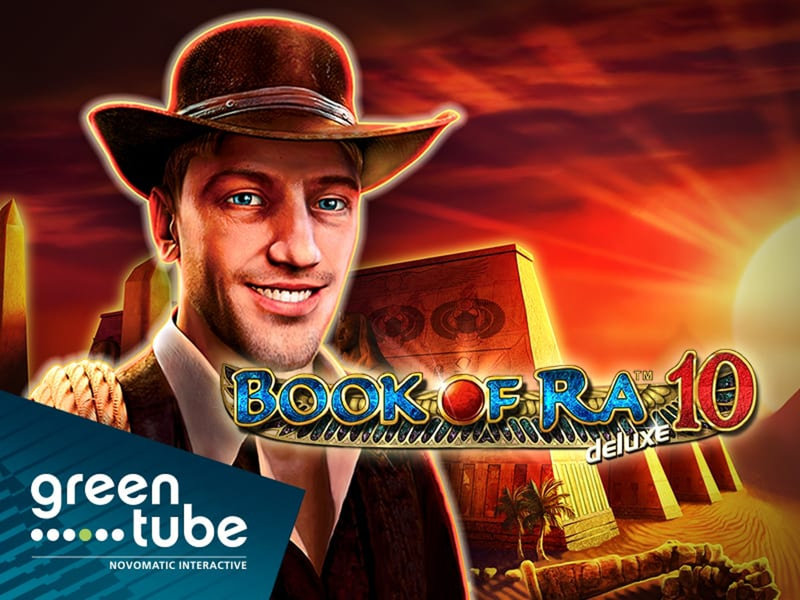 The Book of Ra Online Slot Demo Game by Greentube