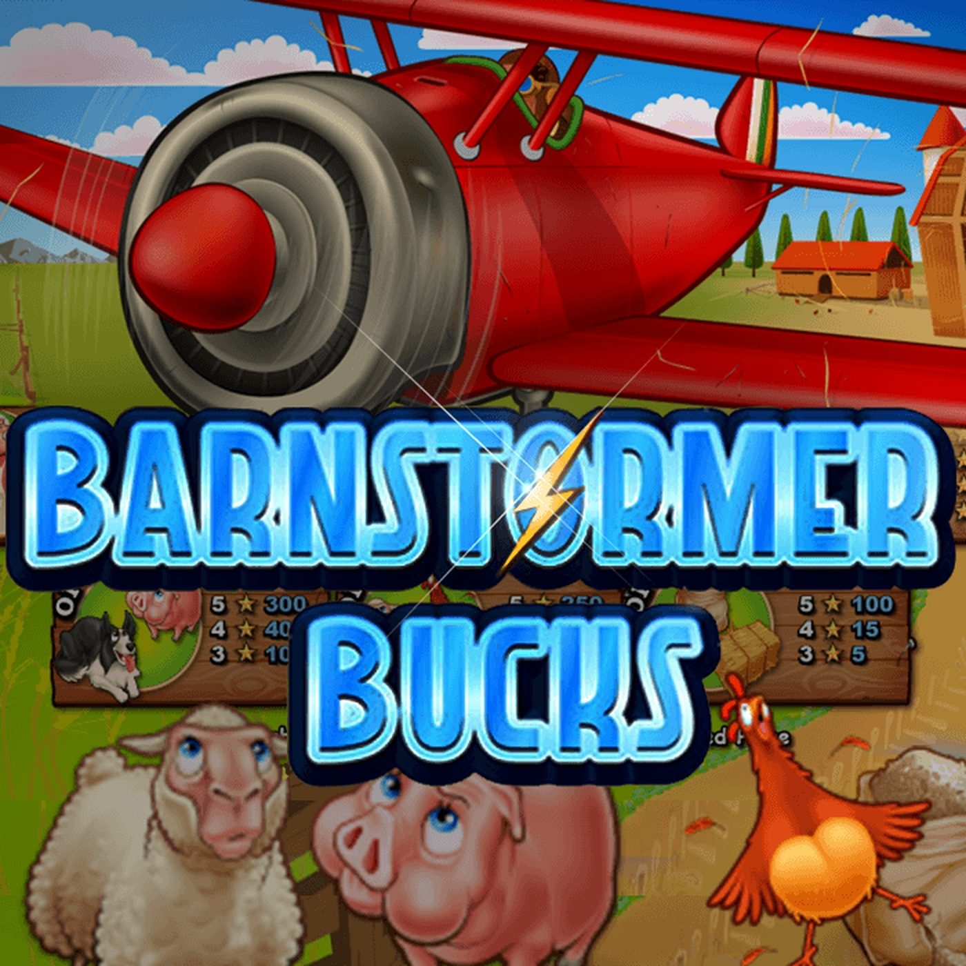 The Barnstormer Bucks Online Slot Demo Game by Habanero