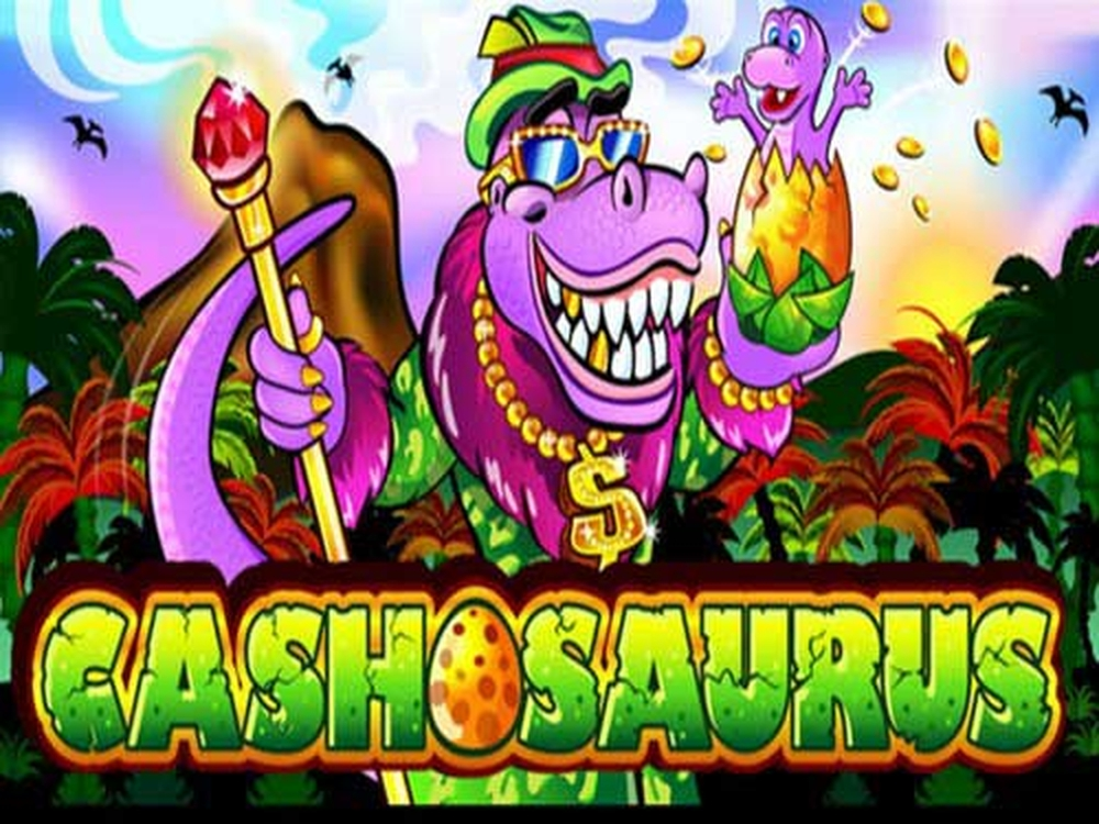 The Cashosaurus Online Slot Demo Game by Habanero