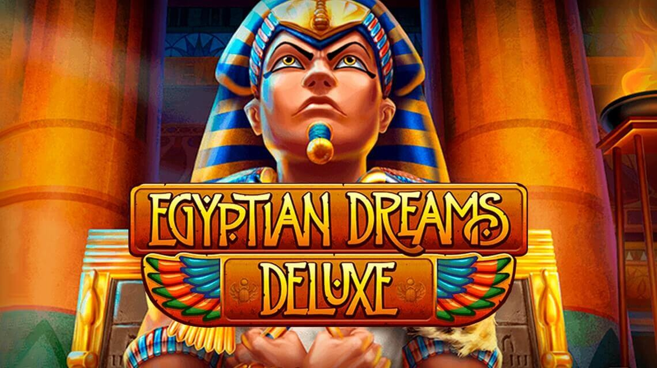 The Egyptian Dreams Deluxe Online Slot Demo Game by Habanero