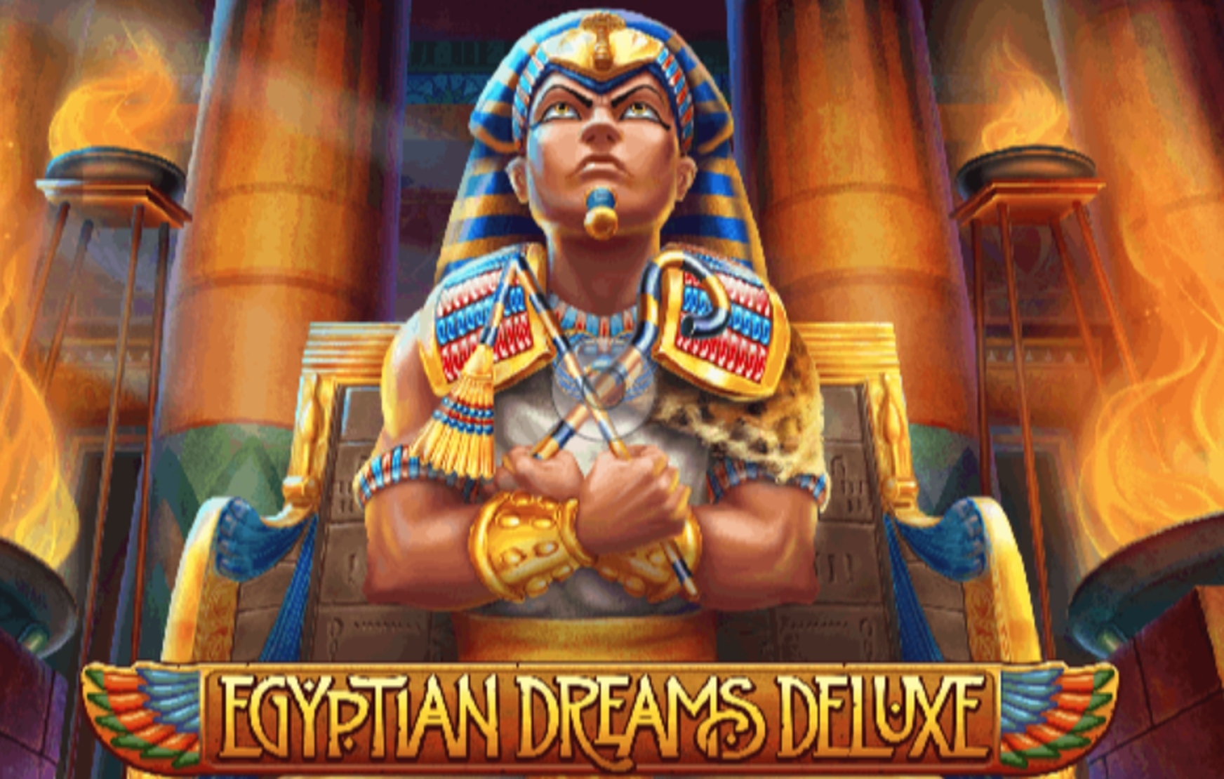 The Egyptian Dreams Online Slot Demo Game by Habanero