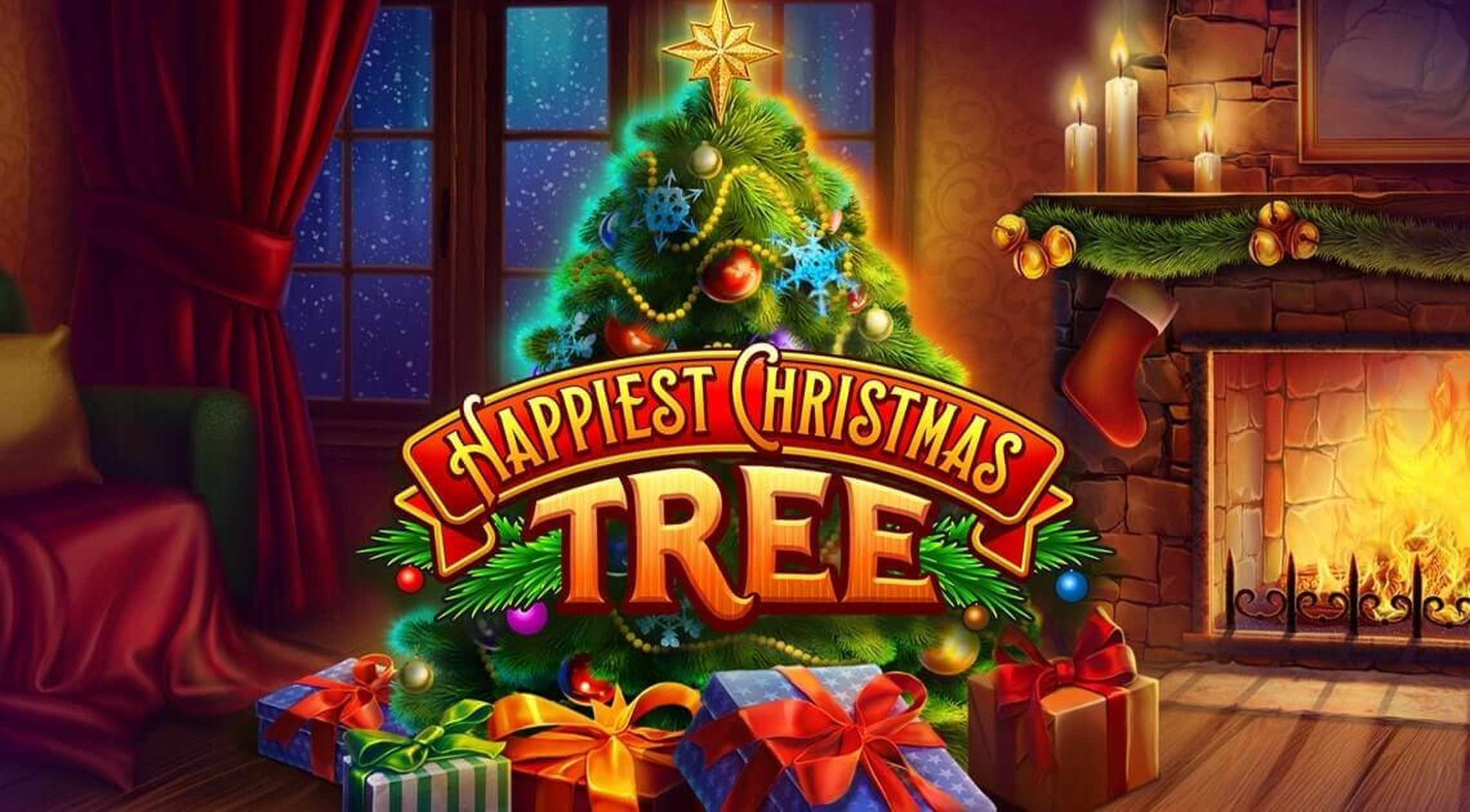 The Happiest Christmas Tree Online Slot Demo Game by Habanero