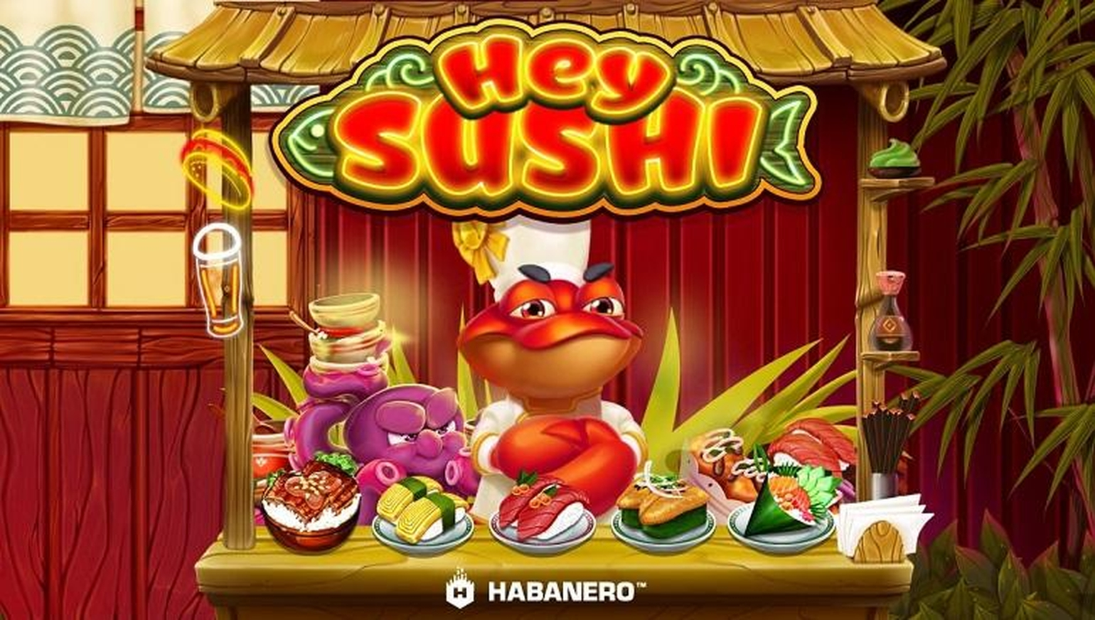 The Hey Sushi Online Slot Demo Game by Habanero