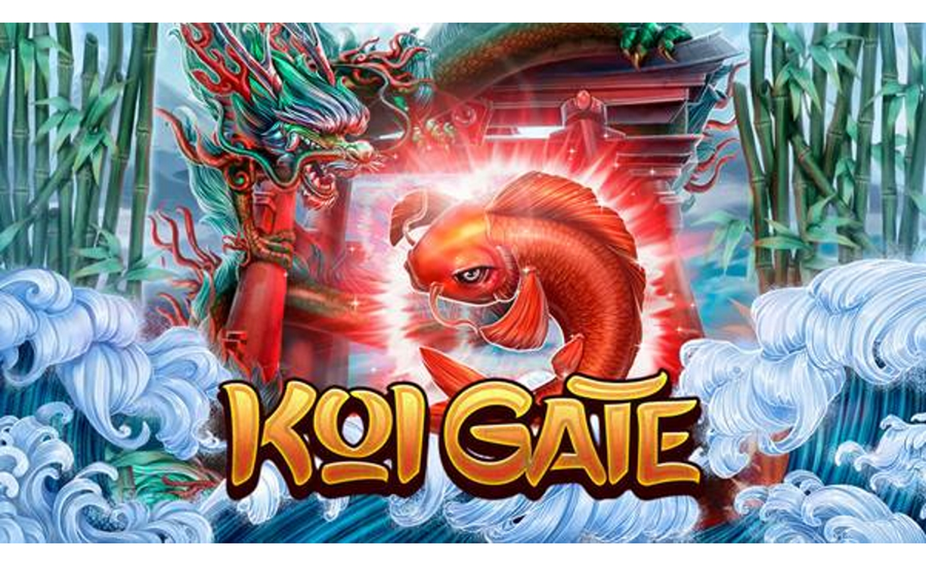 The Koi Gate Online Slot Demo Game by Habanero