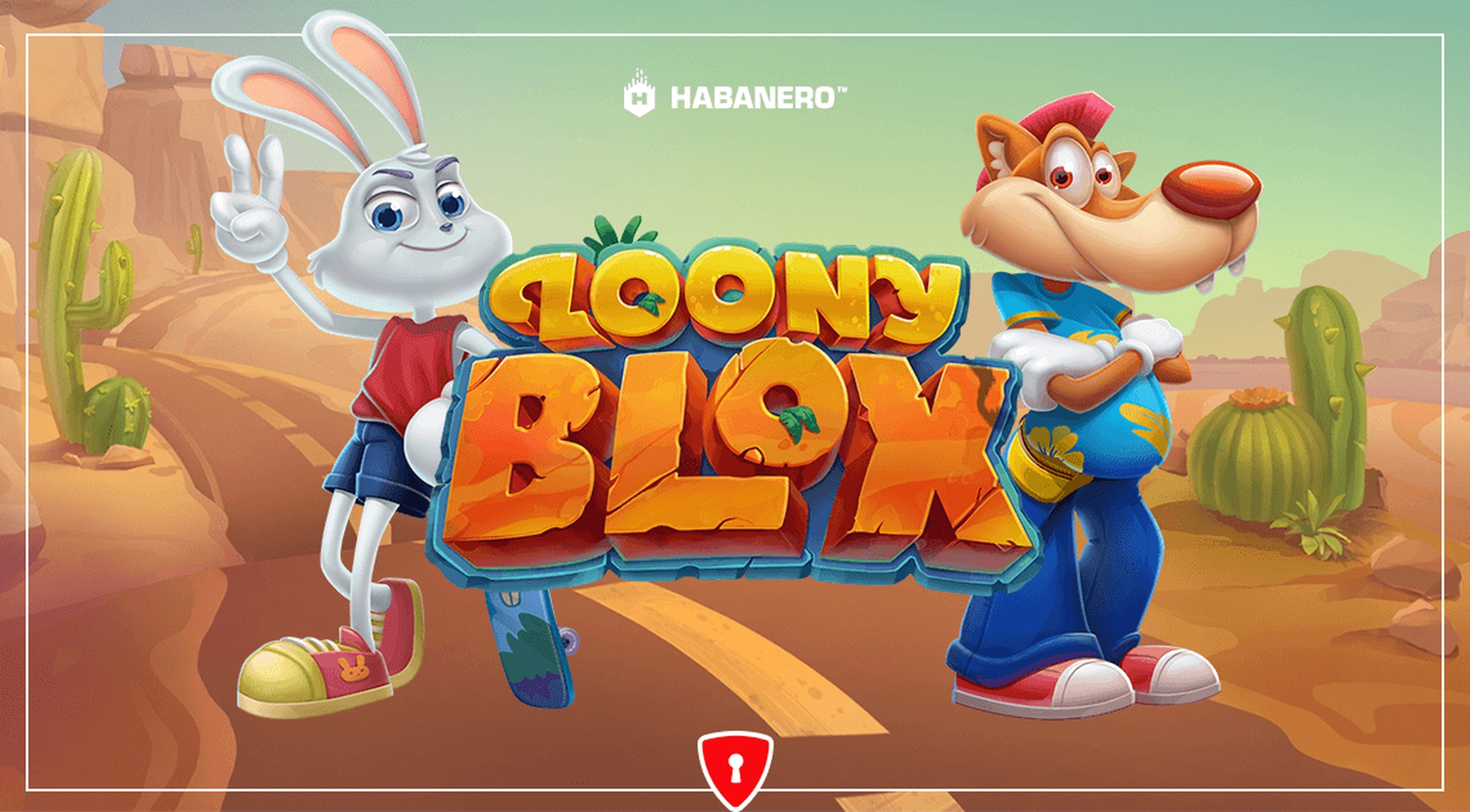 The Loony Blox Online Slot Demo Game by Habanero