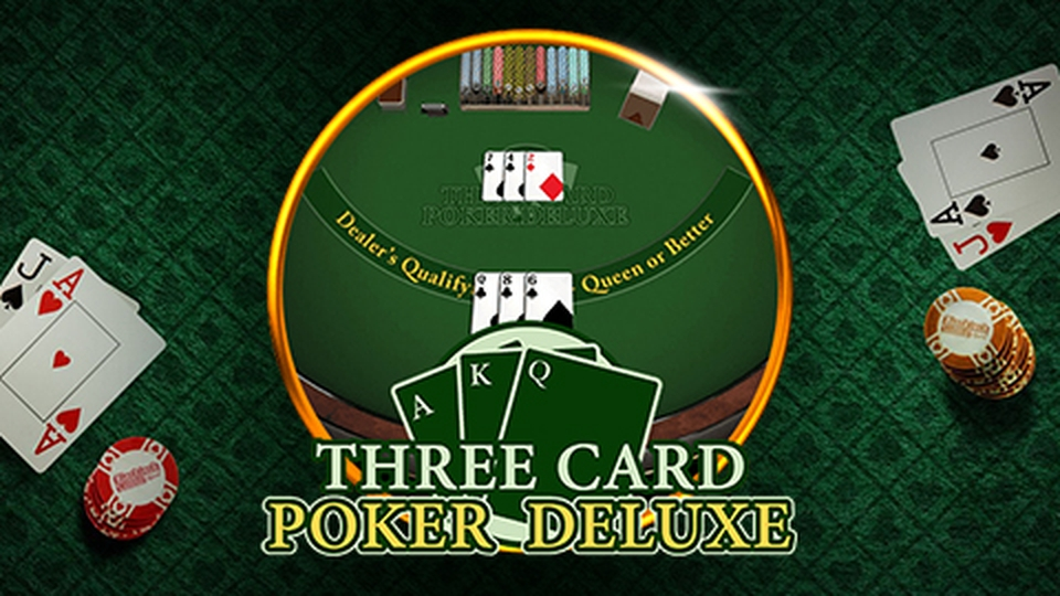 The Three Card Poker Deluxe (Habanero) Online Slot Demo Game by Habanero
