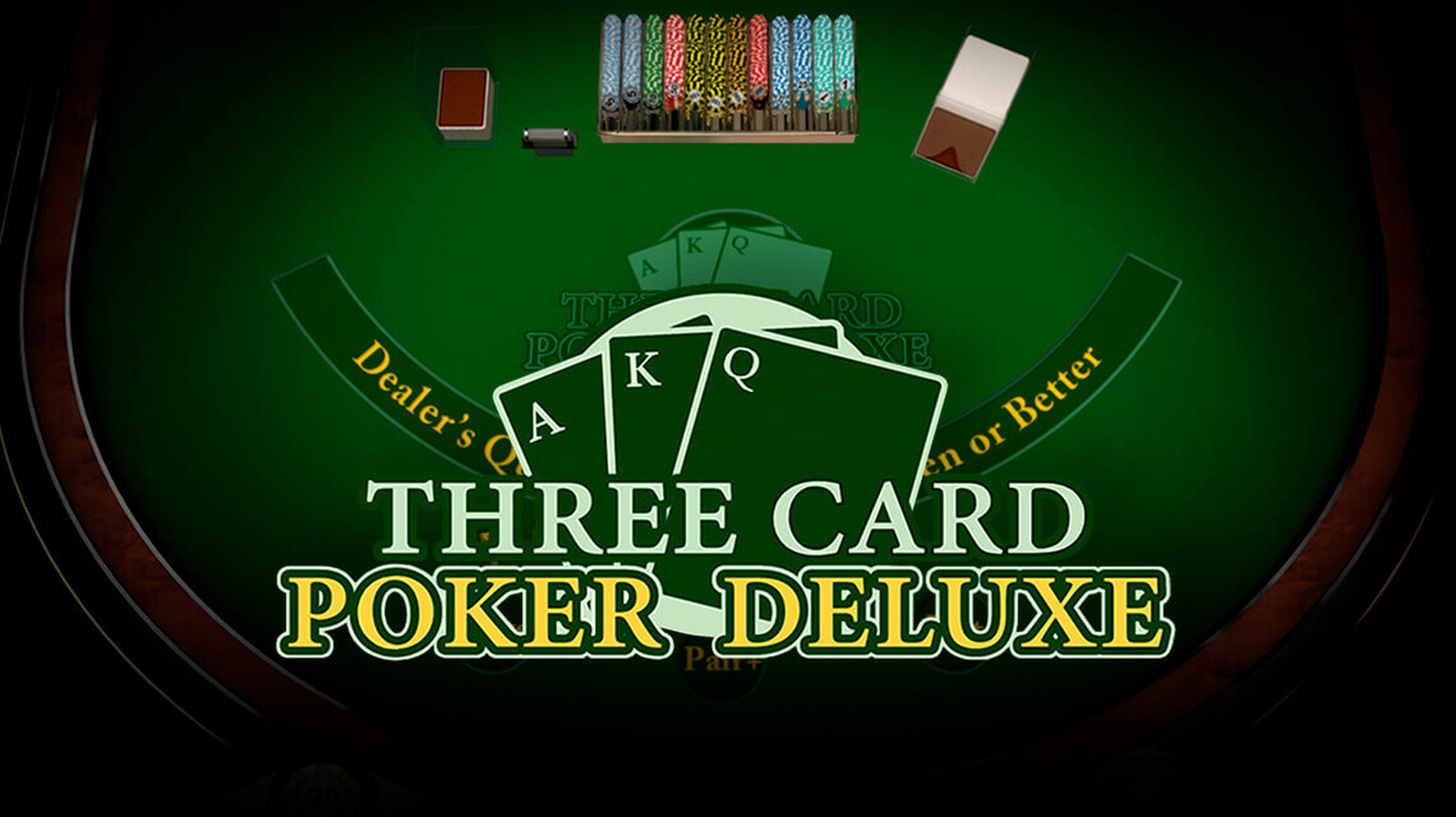 The Three Card Poker (Habanero) Online Slot Demo Game by Habanero