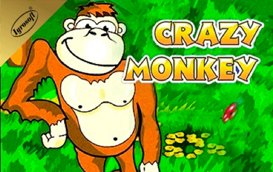 The Crazy Monkey (Igrosoft) Online Slot Demo Game by Igrosoft