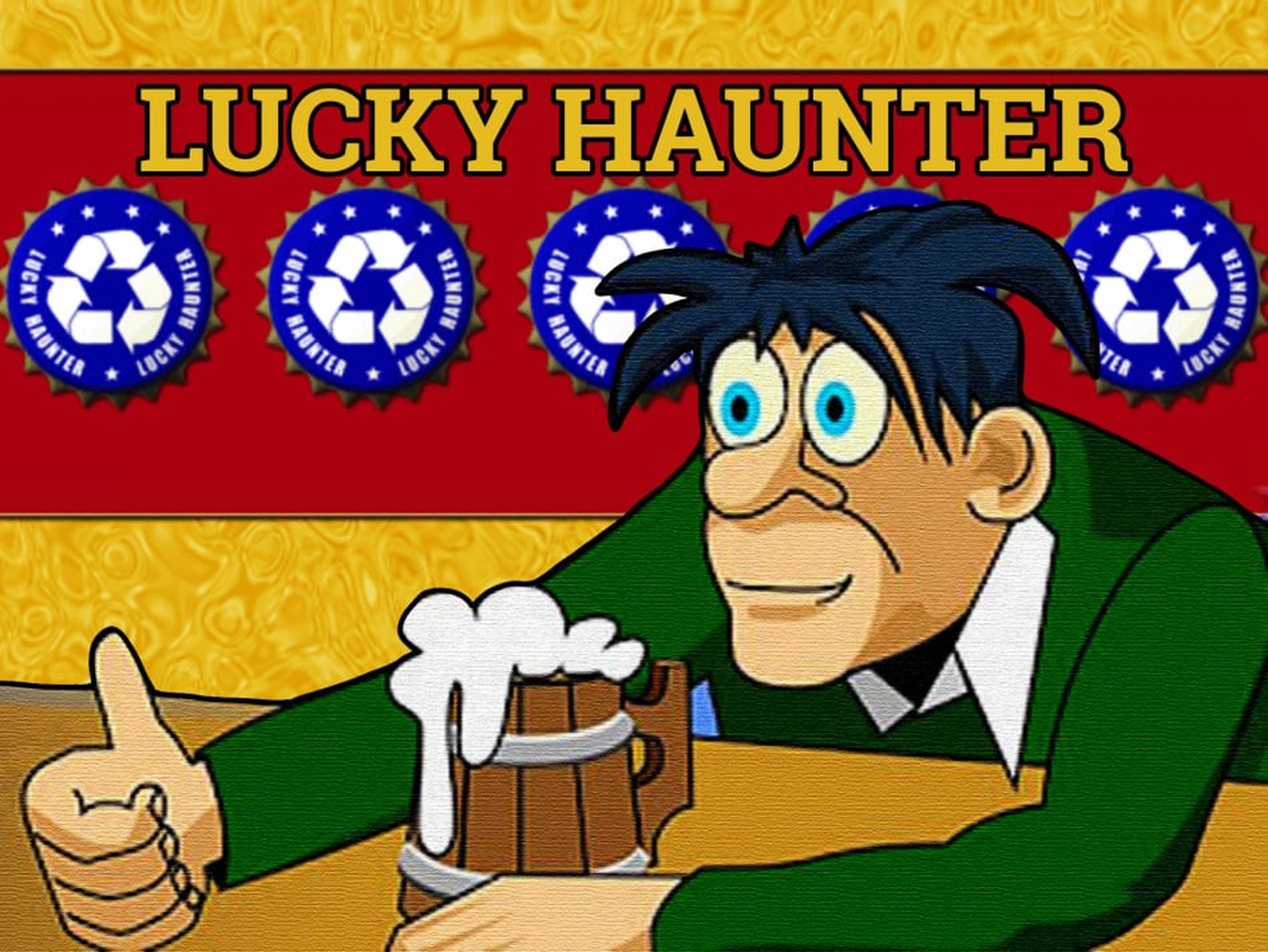 The Lucky Haunter Online Slot Demo Game by Igrosoft