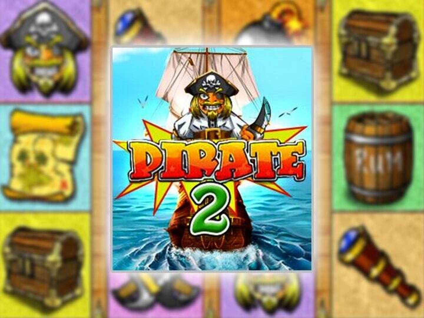 The Pirate 2 Online Slot Demo Game by Igrosoft