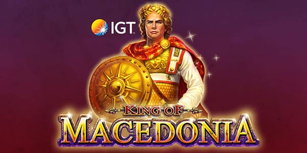 The King of Macedonia Online Slot Demo Game by IGT