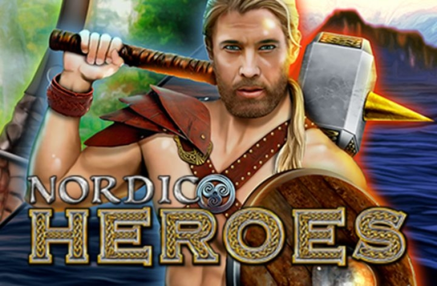 The Nordic Heroes Online Slot Demo Game by IGT