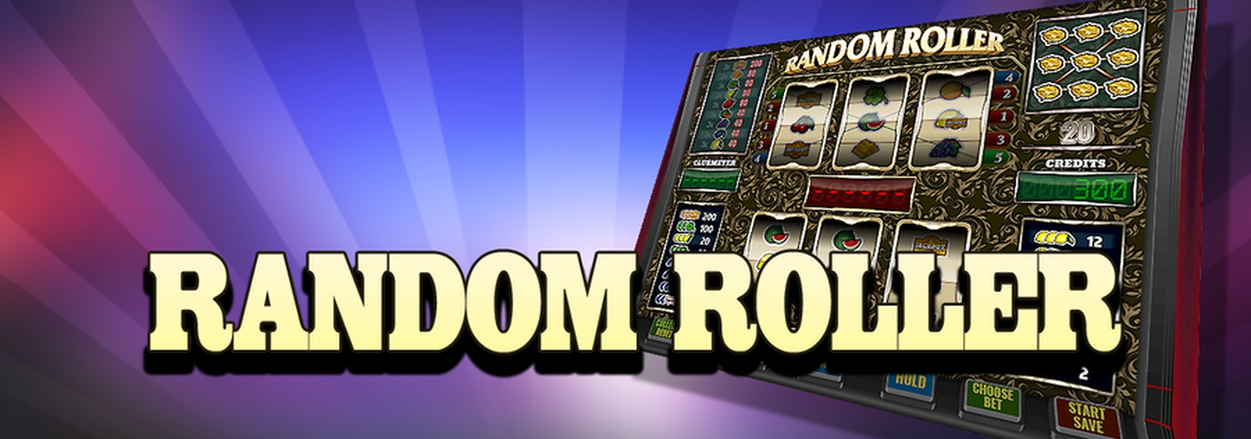 The Random Roller Online Slot Demo Game by Imagina