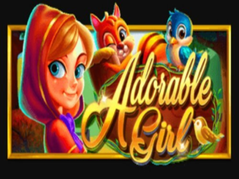 The Adorable Girl Online Slot Demo Game by PlayStar