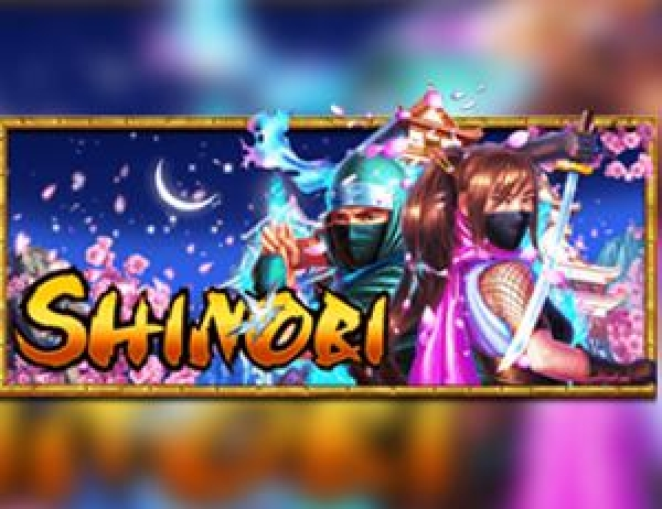 The SHINOBI Online Slot Demo Game by PlayStar