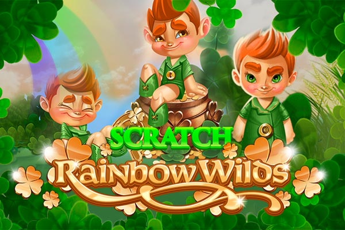 The Rainbow Wilds Scratch Online Slot Demo Game by Iron Dog Studios