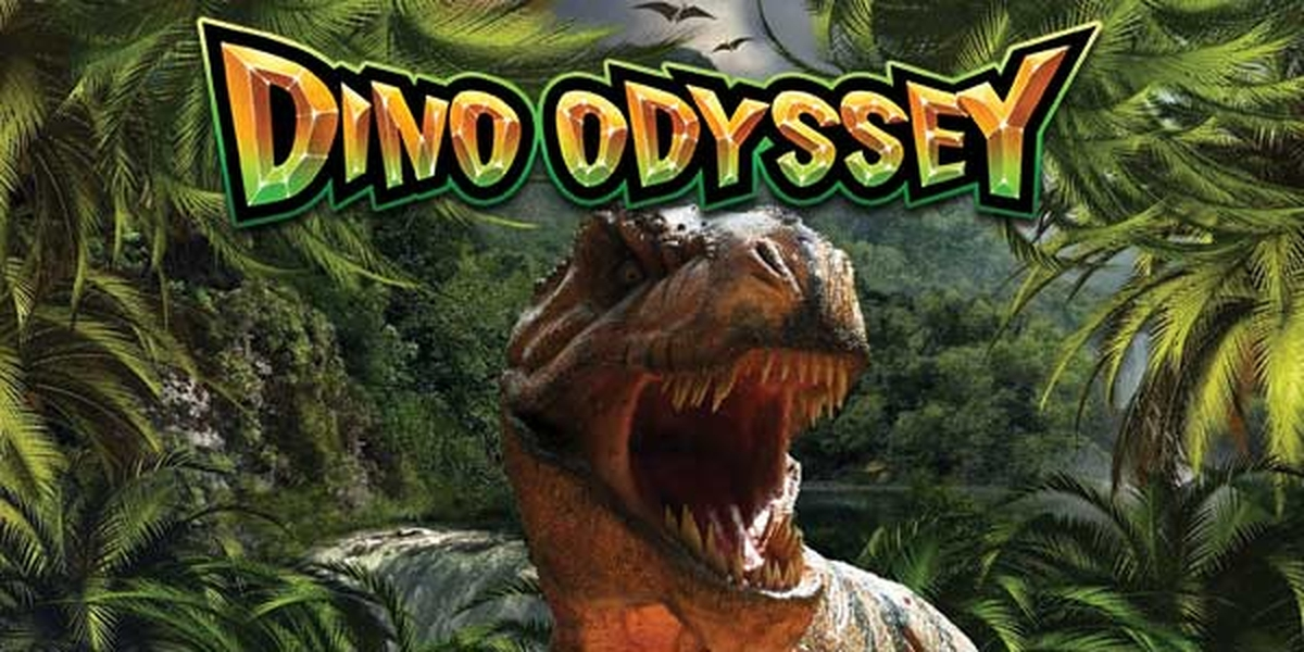 The Dino Odyssey Online Slot Demo Game by Kalamba Games