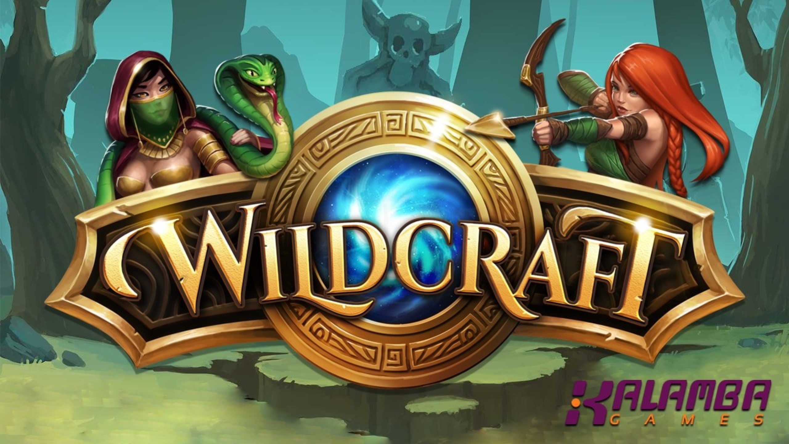 The Wildcraft Online Slot Demo Game by Kalamba Games