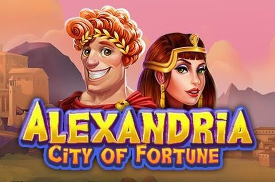 The Alexandria City Of Fortune Online Slot Demo Game by Leander Games