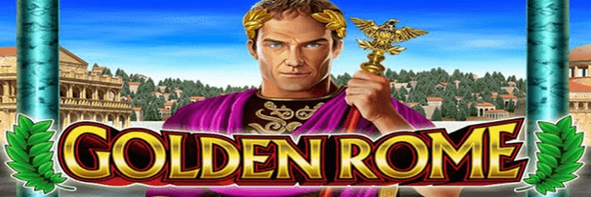 The Golden Rome Online Slot Demo Game by Leander Games