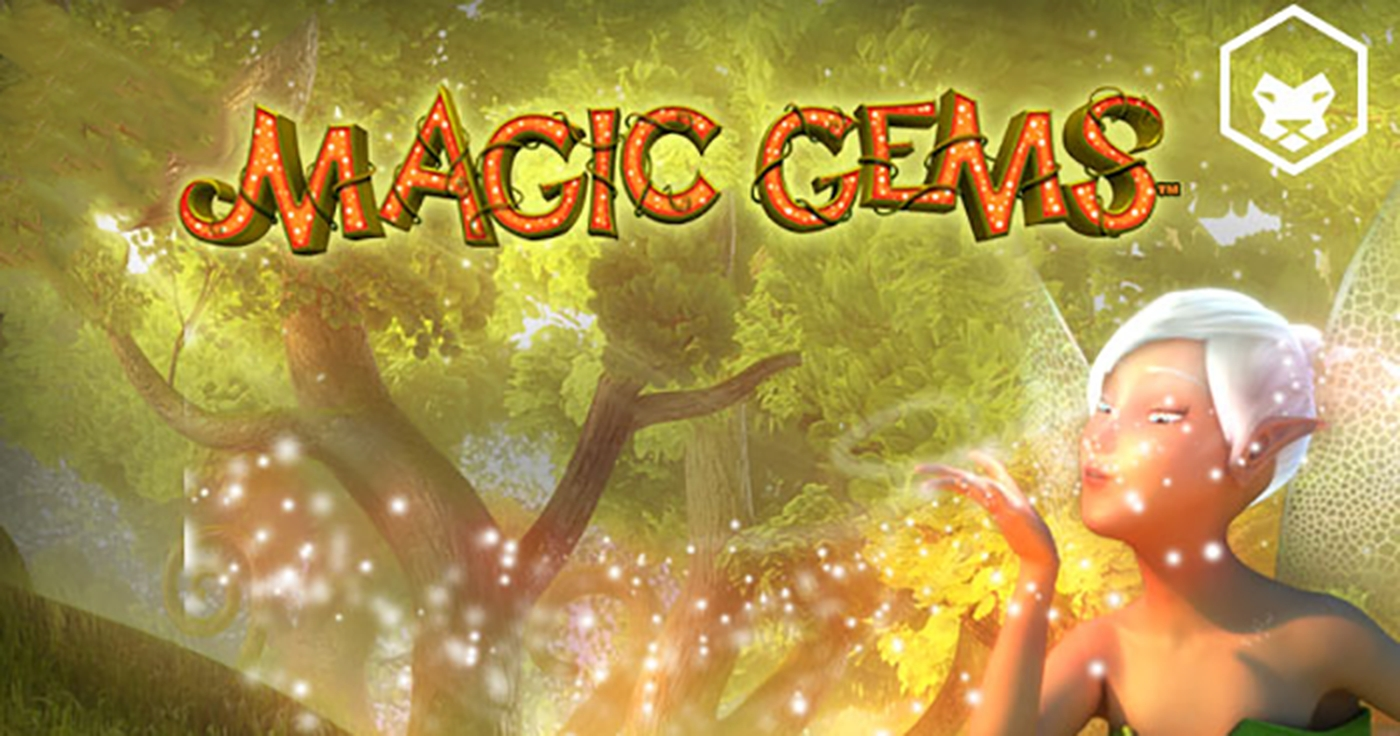 The Magic Gems Online Slot Demo Game by Leander Games