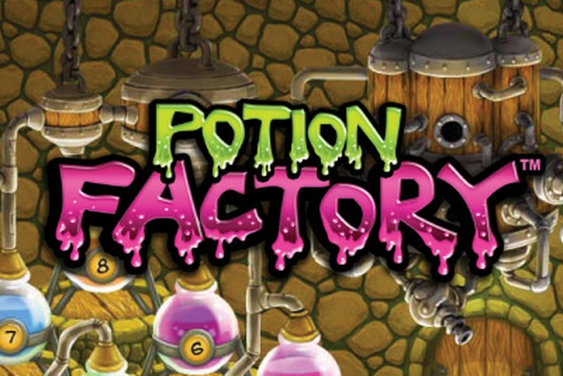 The Potion Factory Online Slot Demo Game by Leander Games