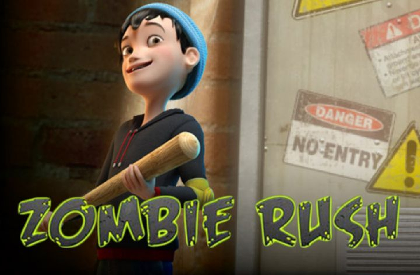 The Zombie Rush Online Slot Demo Game by Leander Games