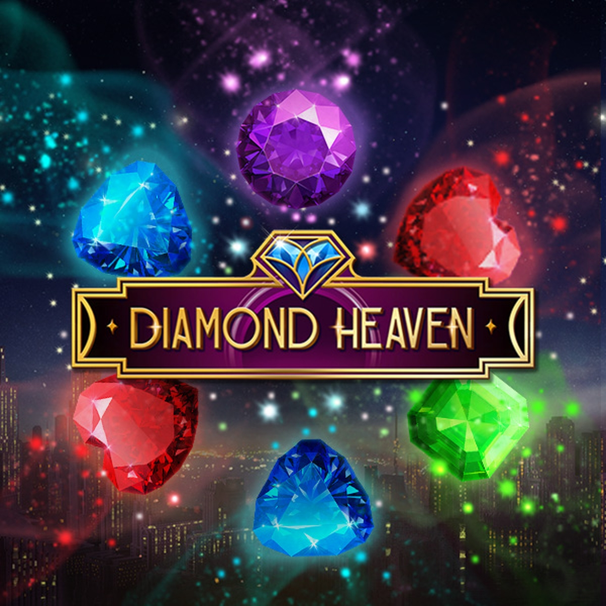 The Diamond Heaven Online Slot Demo Game by Leap Gaming