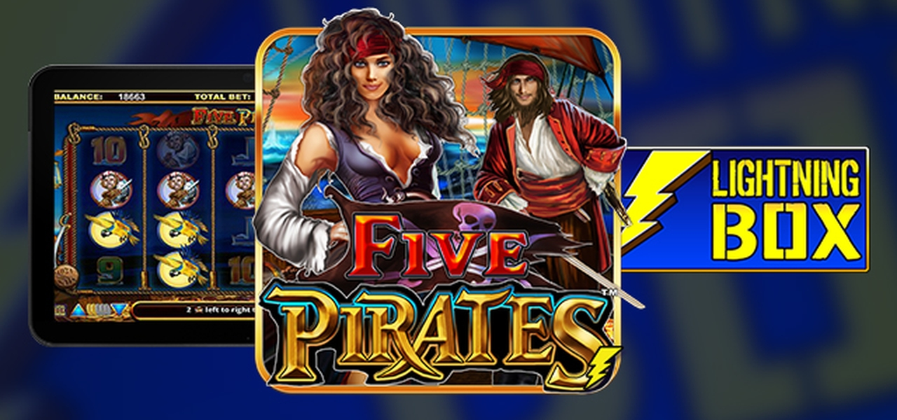The Five Pirates Online Slot Demo Game by Lightning Box