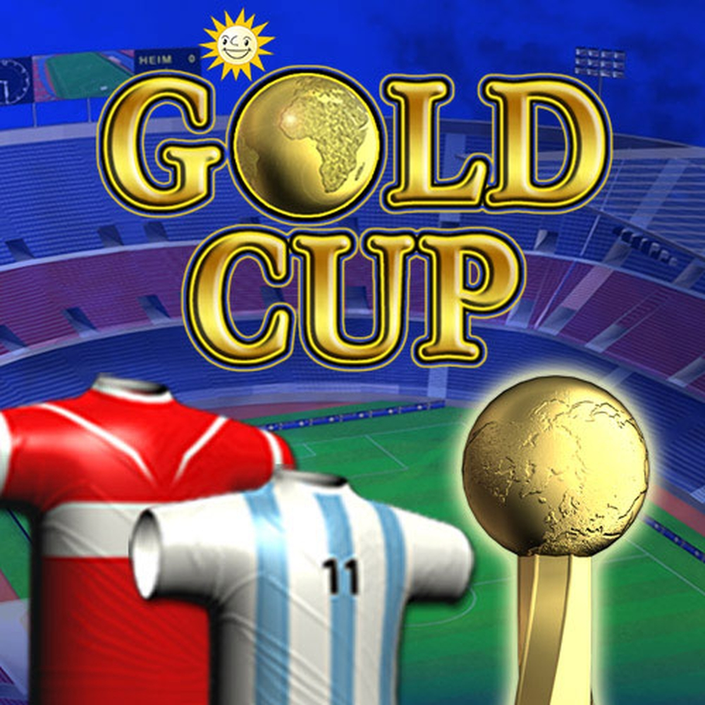 The Gold Cup Online Slot Demo Game by Merkur Gaming