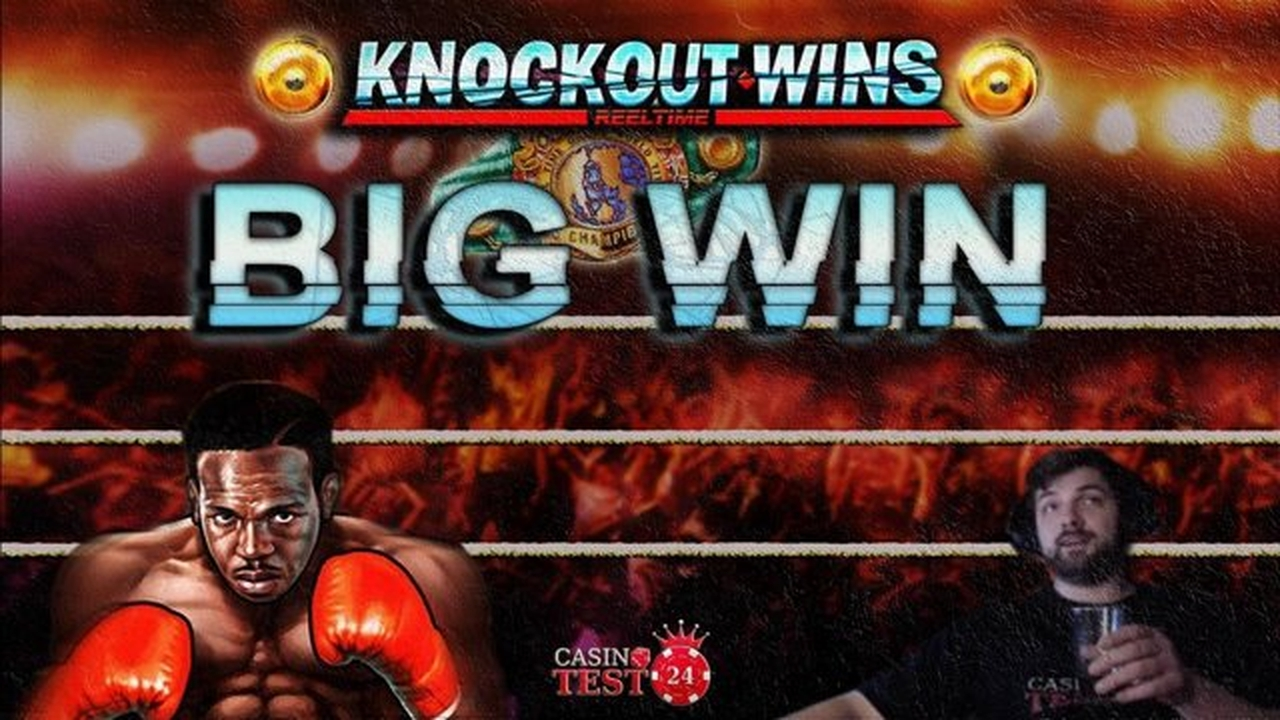 The Knockout Wins Online Slot Demo Game by Merkur Gaming