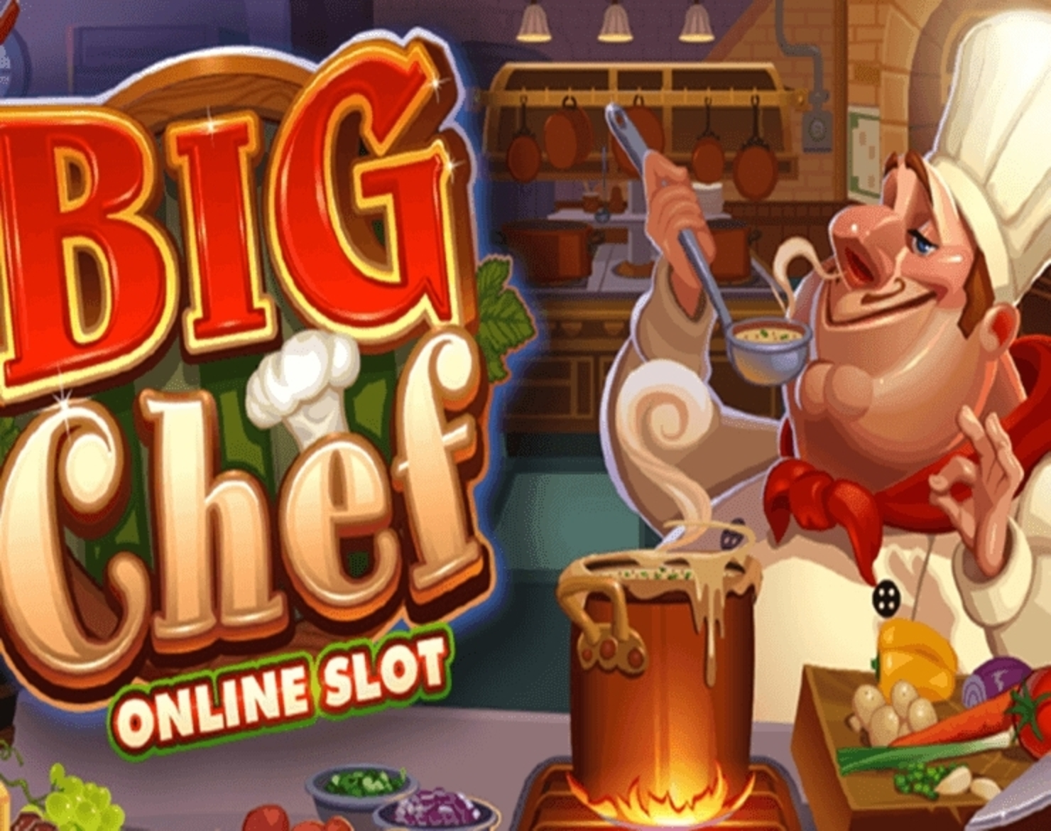 The Big Chef Online Slot Demo Game by Microgaming