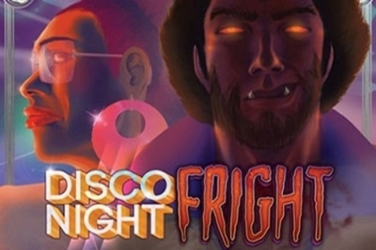 The Disco Night Fright Online Slot Demo Game by Microgaming