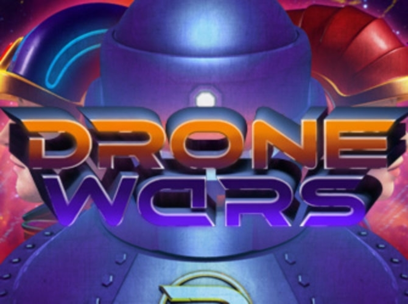 The Drone Wars Online Slot Demo Game by Microgaming