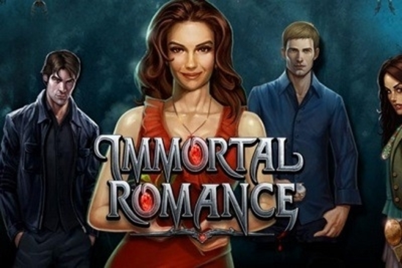 The Immortal Romance Online Slot Demo Game by Microgaming