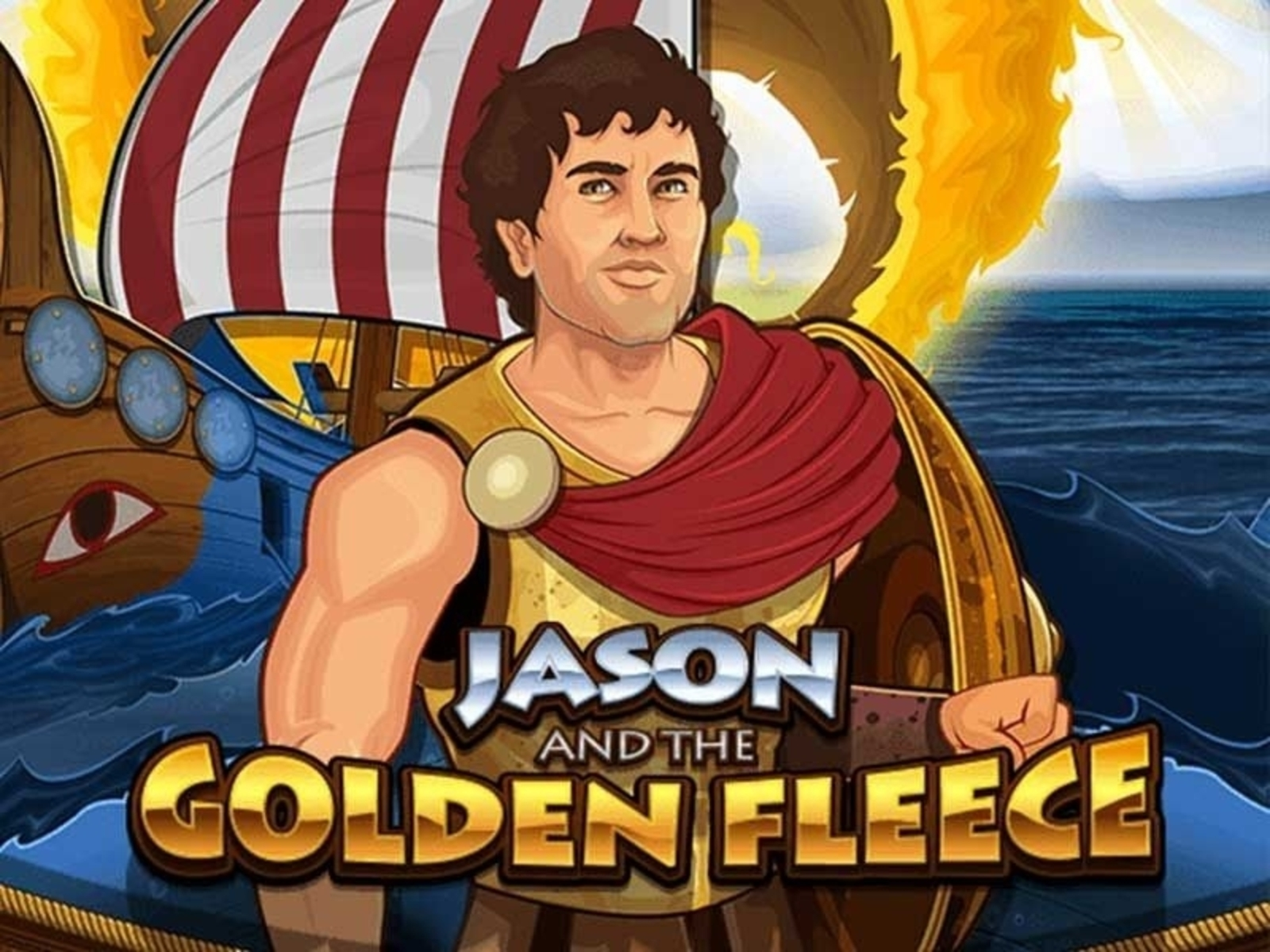 The Jason And The Golden Fleece Online Slot Demo Game by Microgaming