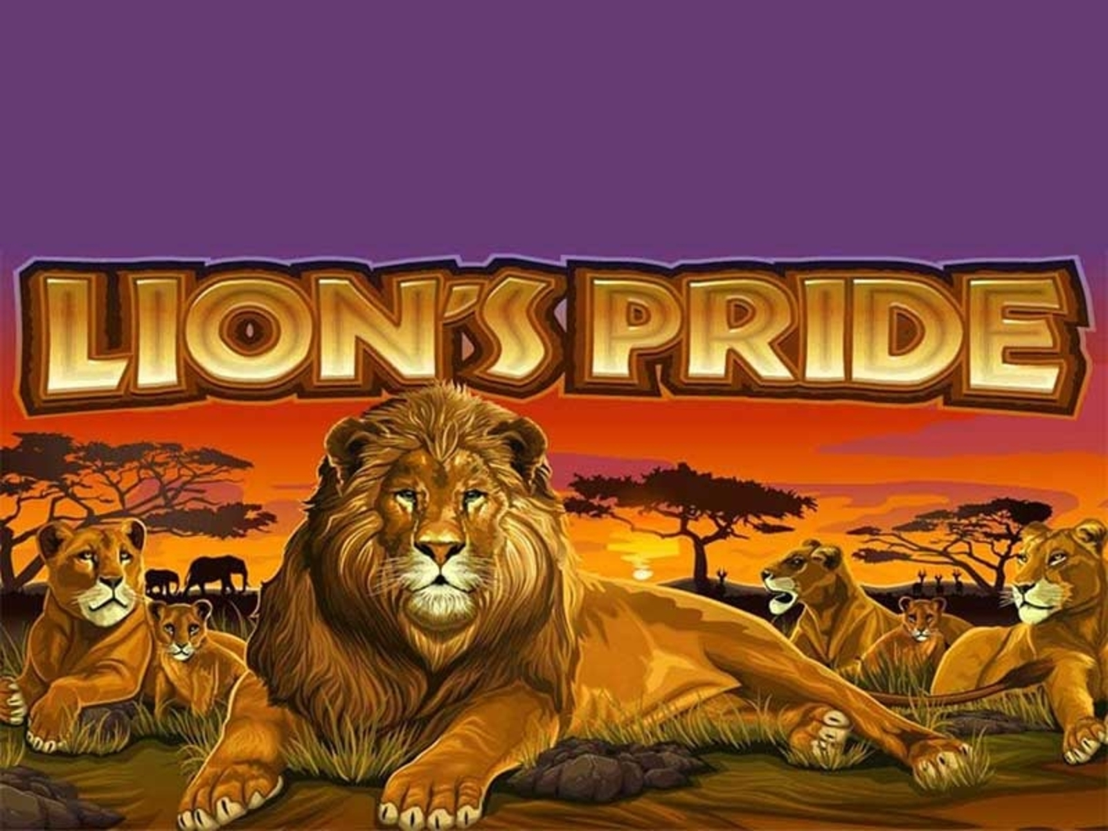 The Lion's Pride (Microgaming) Online Slot Demo Game by Microgaming