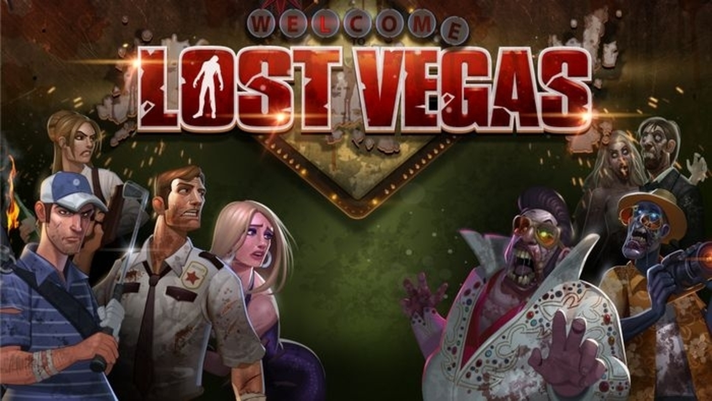 The Lost Vegas Online Slot Demo Game by Microgaming
