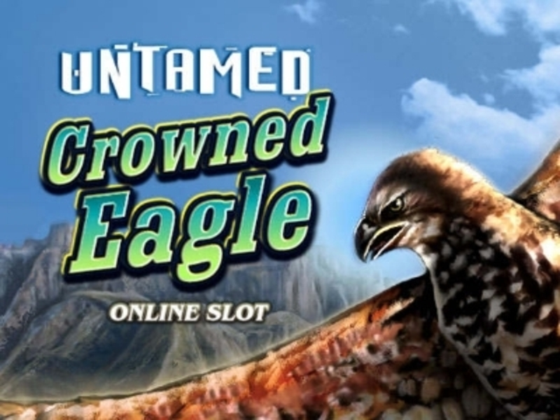 The Untamed Crowned Eagle Online Slot Demo Game by Microgaming